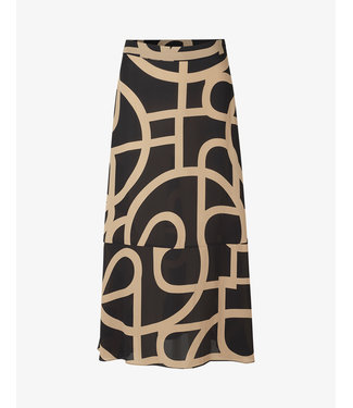 Just Female Leyla maxi skirt, Just a sign