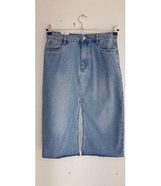 Jeans skirt, blue