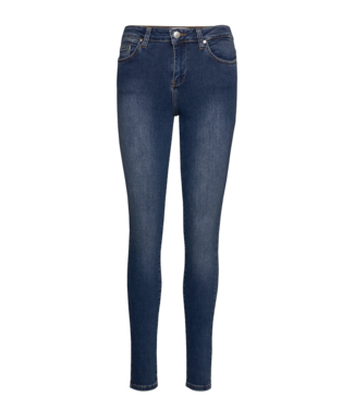 Five units Kate Long jeans 893, Indigo Ease