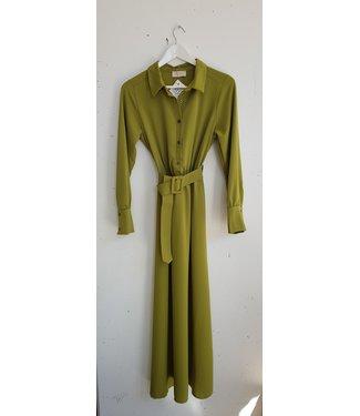 Long dress, Green