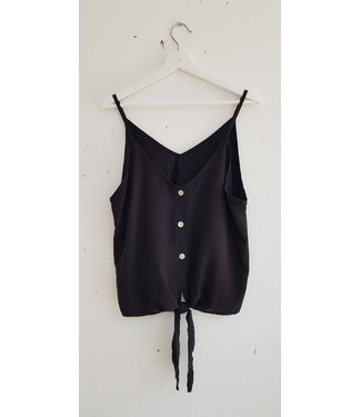 Singlet knotted, Black