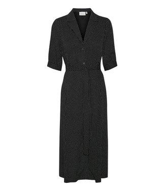 Gestuz Colina dress, black dots