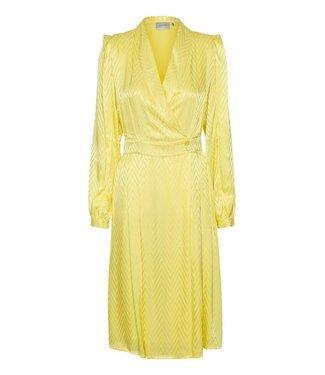 Gestuz Lynn dress, yellow