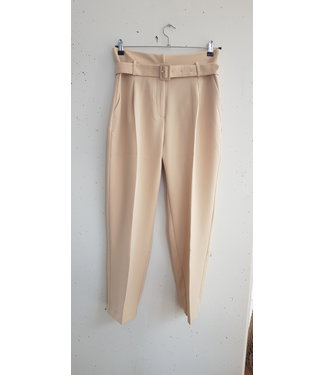 Pantalon, Beige