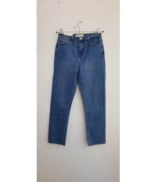 Jeans mom fit, Blue