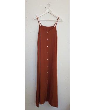 Dress buttons, Brown