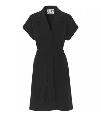 Just Female Cenia dress, Black