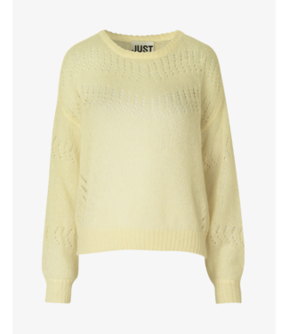Just Female Vilde knit, Luminairy