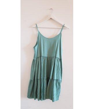 Dress short singlet wide, Mint green