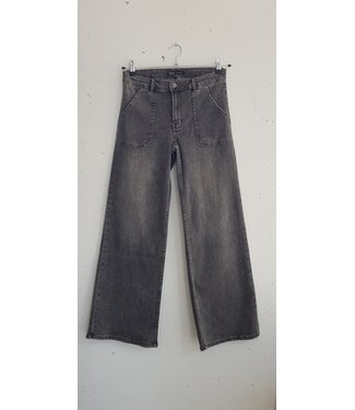 Jeans wide toxik, Grey
