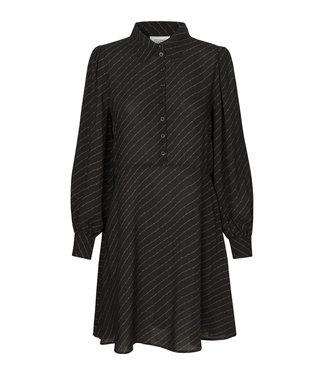 Second female Molla mini dress, Caviar