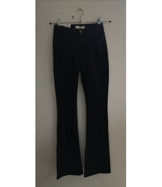 Flared Jeans, Black