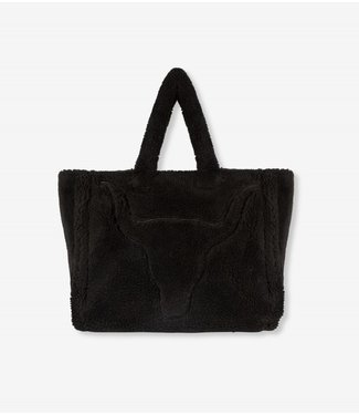 ALIX the label Teddy bag, Black