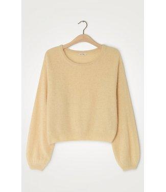 American Vintage Sweater Mitibird236, Barley