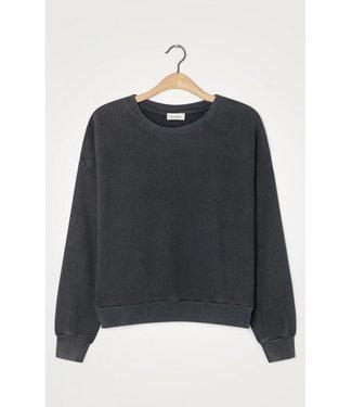 American Vintage Sweater bowi03AH20, Zinc vintage