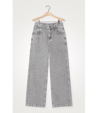 American Vintage Jeans Tizanie11DH20, Bleached grey