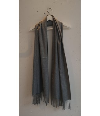 Scarf basic, Grey