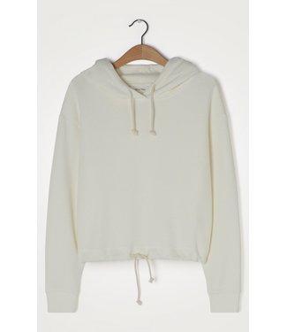 American Vintage Sweater Hoodie Pablito03A, Ecru