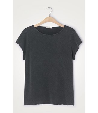 American Vintage T-shirt Sonoma30TG, Vintage black