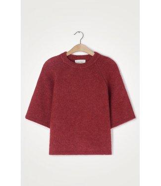 American Vintage Sweater East18D, Vine peach melange