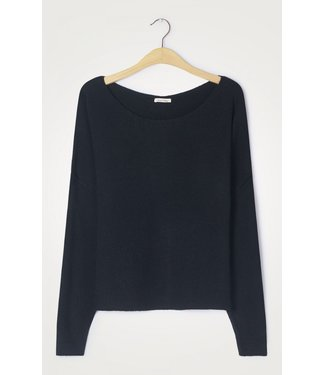 American Vintage Sweater Damsville, Black