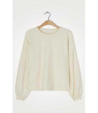 American Vintage Sweater Bobypark03A, Ecru