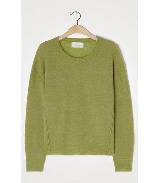 American Vintage Sweater Razpark18A, Moss melange