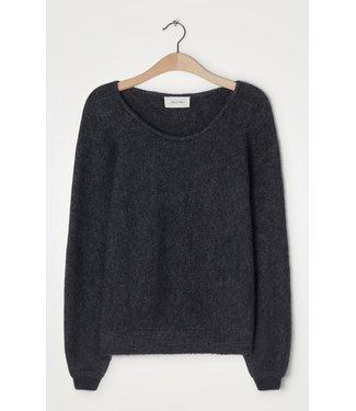 American Vintage Sweater East18e, Storm melange