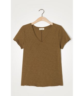 American Vintage T-shirt son33, Asperge
