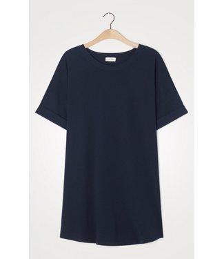 American Vintage T-shirt dress Cylbay, Navy