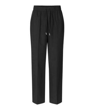 Second female Trousers Nukana, Black