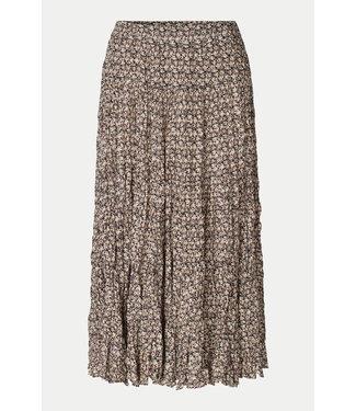 Second female Midi skirt Frank, Black