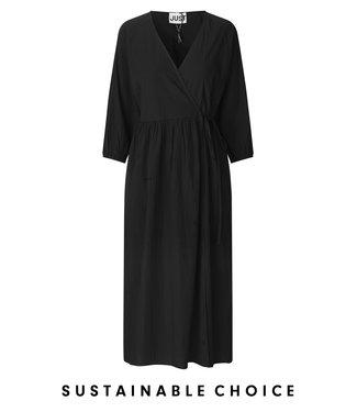 Just Female Wrap dress Oakville, Black