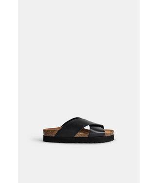 Redesigned Slipper Vina 5031, Black