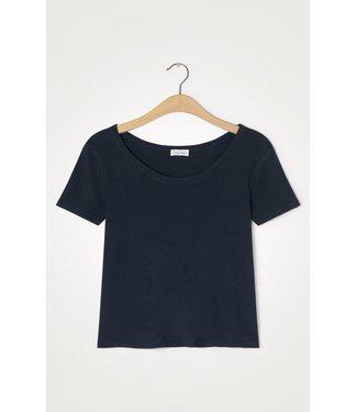American Vintage T-shirt Gabyshoo02E, Navy
