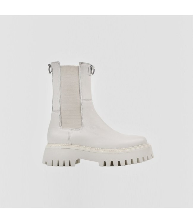BRONX Boots GROOV-Y CHELSEA, White