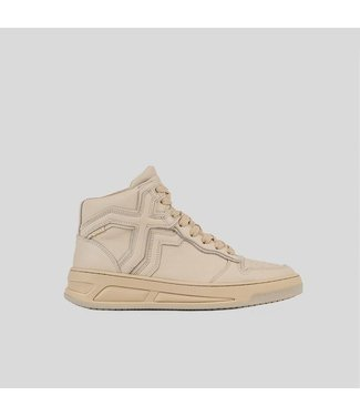 BRONX Sneaker OLD-COSMO high top, Camel