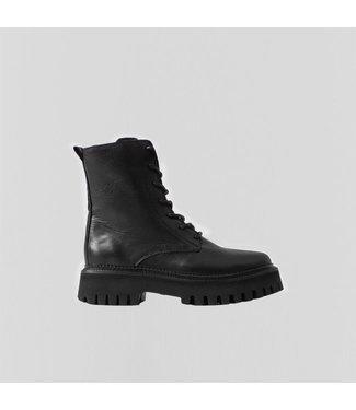 BRONX Biker boots GROOV-Y, Black