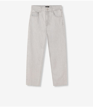 ALIX the label Jeans straight, Pale grey