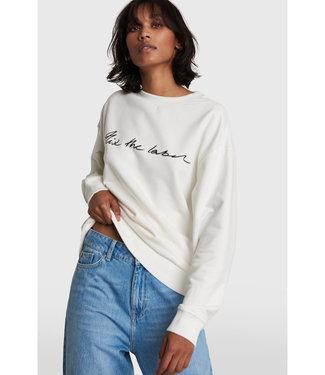 ALIX the label Sweater Alix the label, Soft white