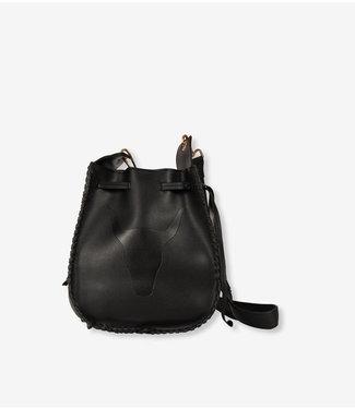 ALIX the label Bag faux leather, Black