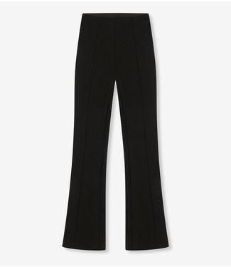 ALIX the label Flared pants legging, Black