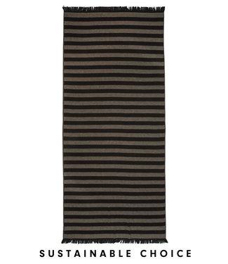 Just Female Blanket Montana beach, Cobblestone stripe