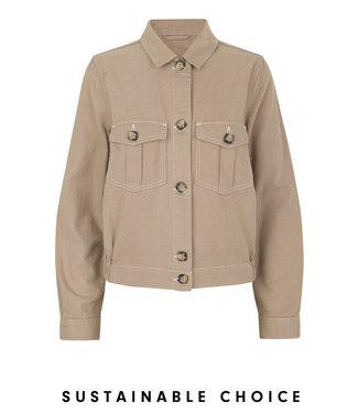 Just Female Jacket Cayenne, Cobblestone