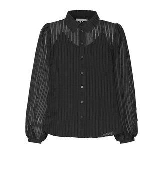 Just Female Soil shirt, Black