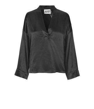 Just Female Argan blouse, Black