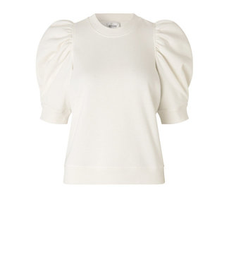 Second female Sweater Miami tee, Off white