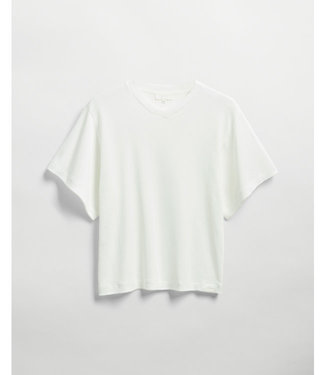 Elvine T-shirt Sumner, Tallow