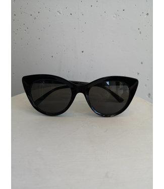 Sunglasses cateye, Black