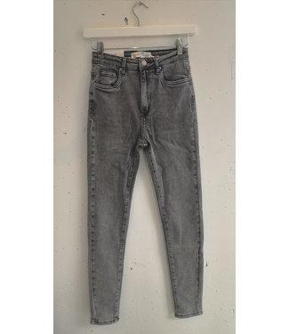 Jeans skinny stretch 80s, Light grey